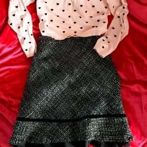 🍓2 FOR $25🍓Gorgeous tweed skirt